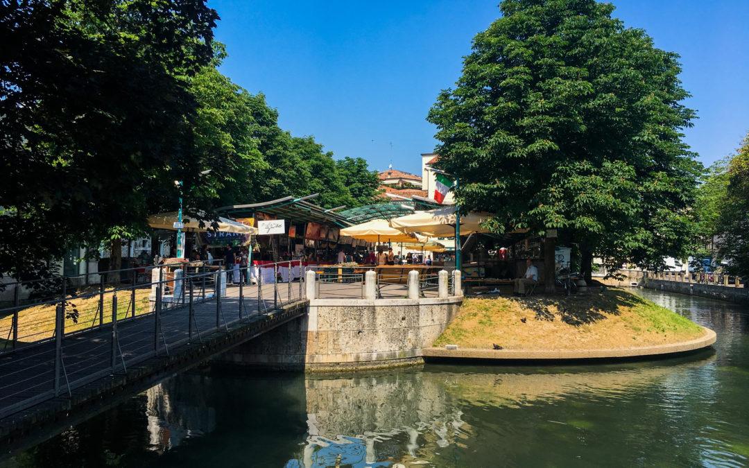 Riparte il mercato del pesce di Treviso!